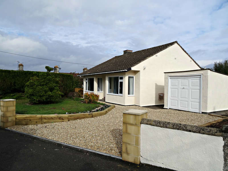 3 Bedrooms Detached Bungalow for sale in Southfields, Radstock