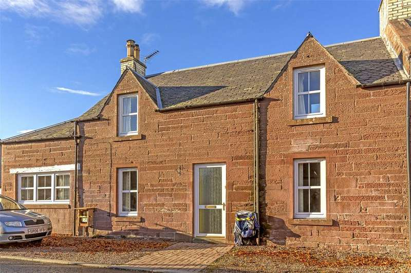 3 Bedrooms Semi Detached House for sale in Heath Cottage, South Street, Burrelton, Blairgowrie, PH13