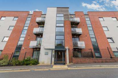 2 Bedrooms Flat for sale in Wilmslow Road, Manchester, Greater Manchester