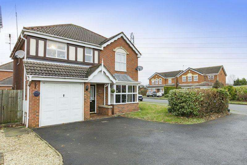 4 Bedrooms Detached House for sale in MILL HILL, BOULTON MOOR