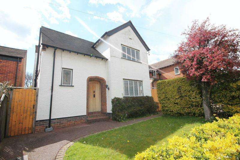 3 Bedrooms Detached House for sale in GLEBE RISE, LITTLEOVER