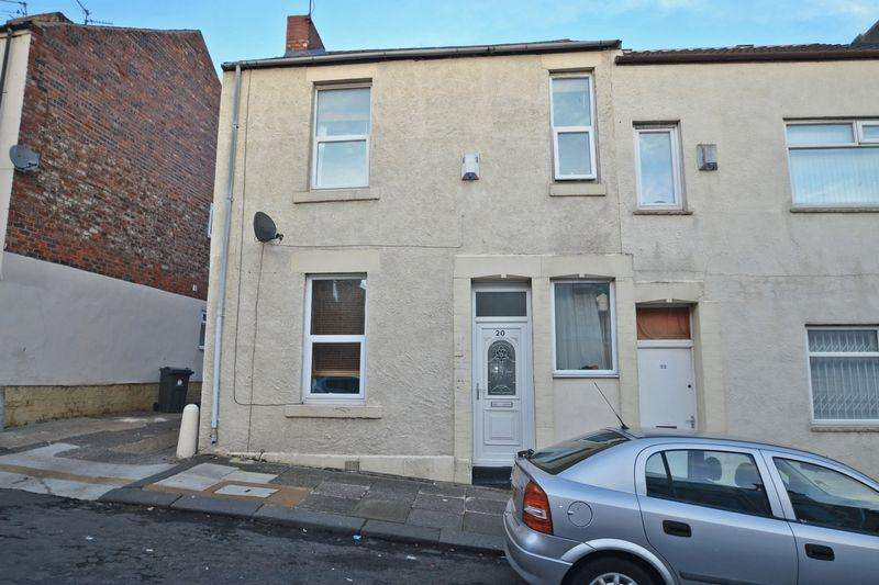 2 Bedrooms Terraced House for sale in Spencer Street, North Shields