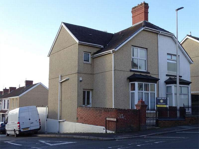 3 Bedrooms Semi Detached House for sale in 29 Frondeg Terrace, Llanelli, Carmarthenshire