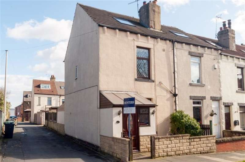 4 Bedrooms End Of Terrace House for sale in Woodlands Avenue, Stanningley, Pudsey, LS28