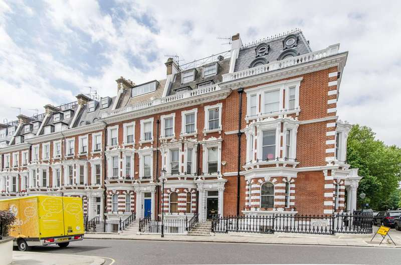 1 Bedroom Flat for sale in Hornton Street, Kensington, W8