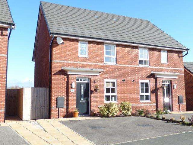 3 Bedrooms Semi Detached House for sale in Africa Drive, Lancaster, LA1 5TZ