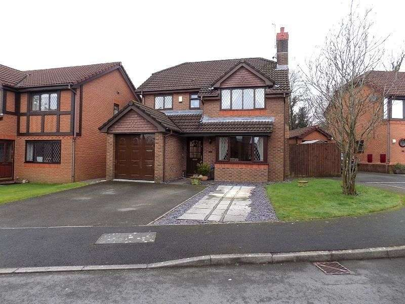 4 Bedrooms Detached House for sale in Picton Close, Bridgend. CF31 3HG