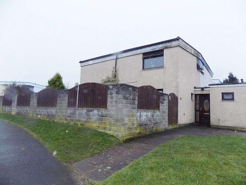 3 Bedrooms Semi Detached House for sale in Glanffornwg , Bridgend. CF31 1RL