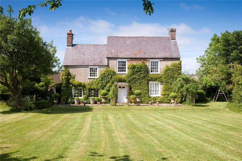 6 Bedrooms Detached House for sale in Motcombe, Shaftesbury, Dorset, SP7