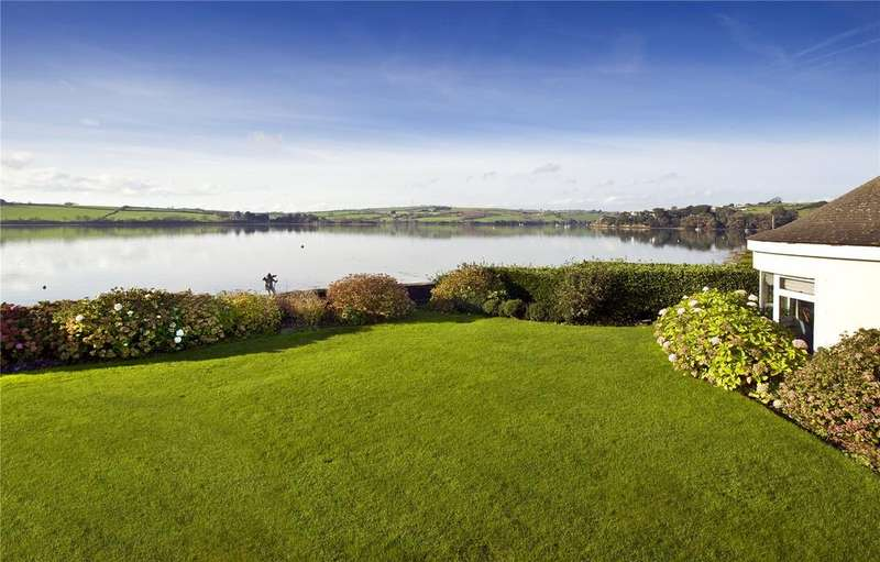 3 Bedrooms Detached Bungalow for sale in Curlew Drive, West Charleton, Kingsbridge, Devon, TQ7