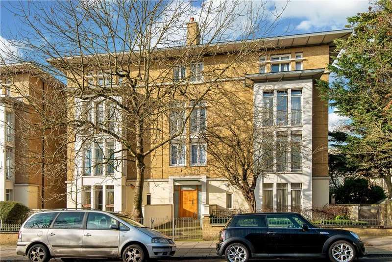 2 Bedrooms Flat for sale in Marlborough Hill, St John's Wood, NW8