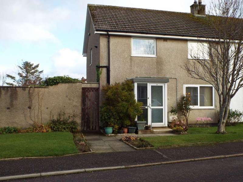 3 Bedrooms Semi Detached House for sale in 3 Ravenshill Road, Thurso