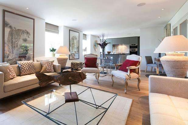 2 Bedrooms Flat for sale in St Stephen's Gardens, London, W2