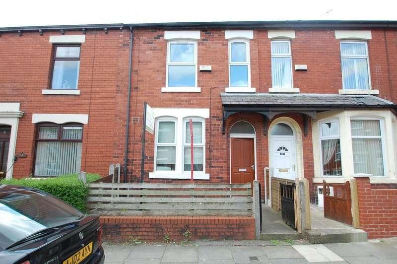 3 Bedrooms Terraced House for sale in Bonsall Street, Mill Hill, Blackburn