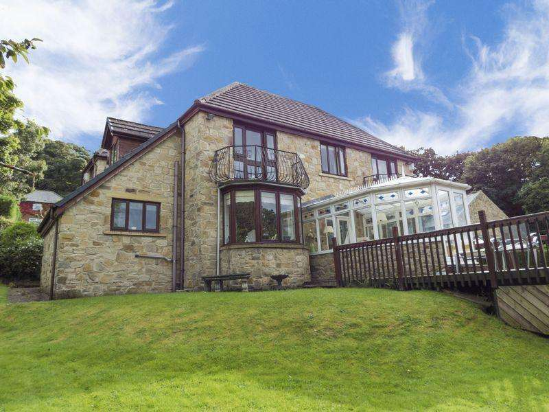 5 Bedrooms Detached House for sale in COUNTY DURHAM, Shotley Bridge