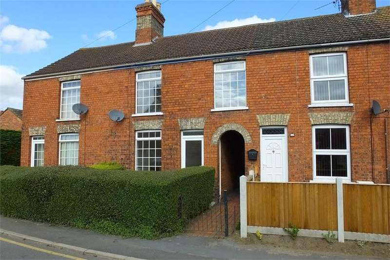 2 Bedrooms Terraced House for sale in Reynard Street, Spilsby, Lincolnshire