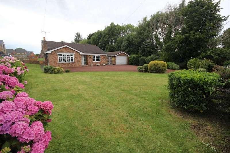 3 Bedrooms Detached Bungalow for sale in Mill Lane, Buckley, Flintshire