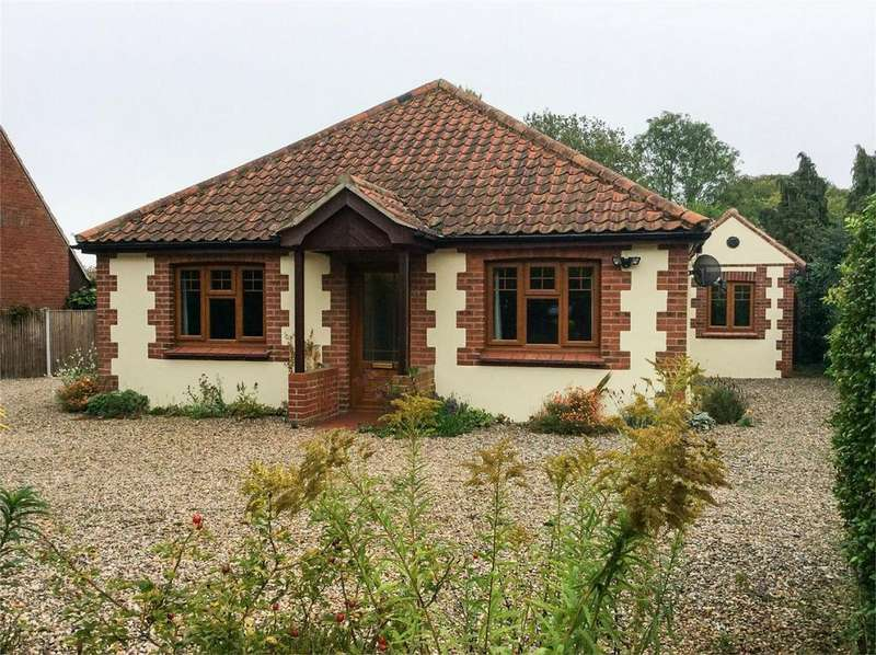 4 Bedrooms Detached Bungalow for sale in Hungate Street, Aylsham, Norfolk