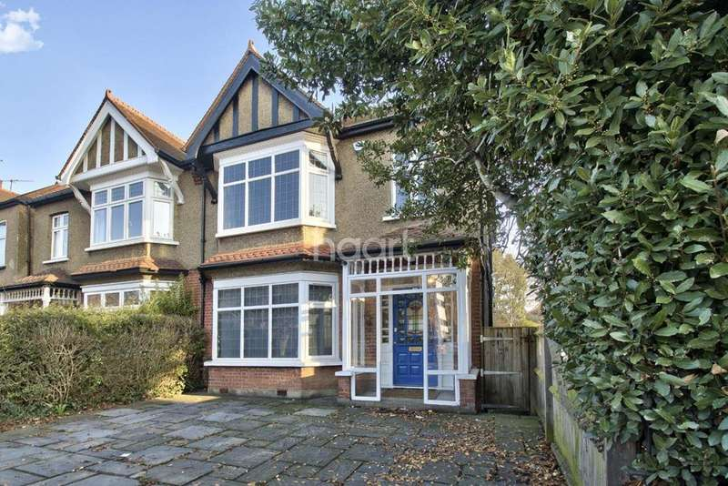 4 Bedrooms Semi Detached House for sale in Harrow View, HA1