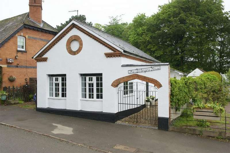 4 Bedrooms Detached House for sale in Old Engine House, Main Street, Gumley, Leicestershire, Gumley