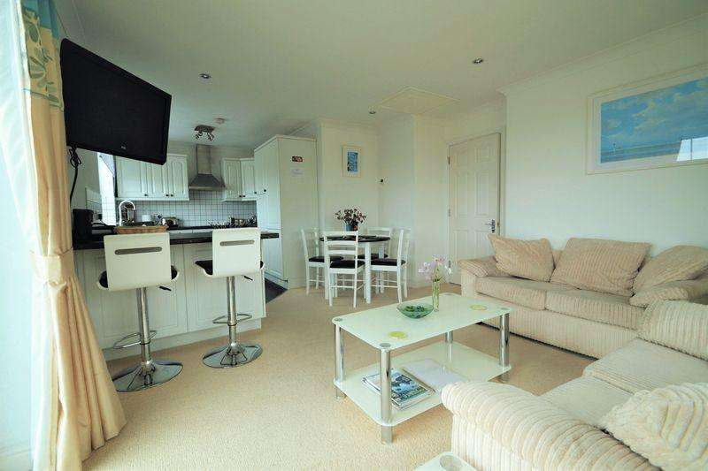 2 Bedrooms Apartment Flat for sale in Headland Road, Carbis Bay, St Ives, Cornwall