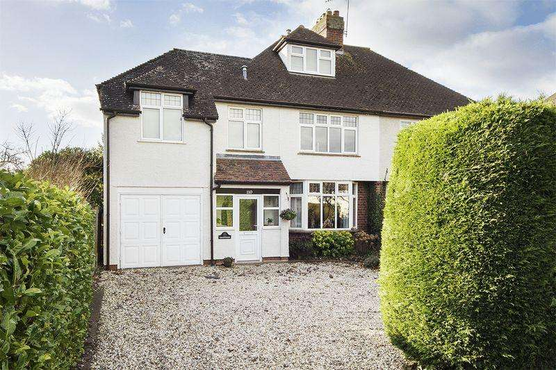 4 Bedrooms Semi Detached House for sale in Banbury Road, Stratford-upon-Avon, Warwickshire