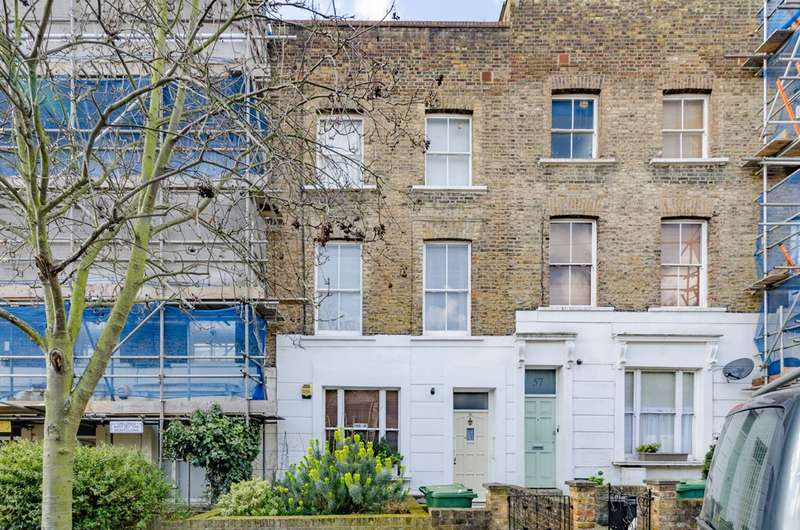 4 Bedrooms Maisonette Flat for sale in Bassett Street, Kentish Town, NW5