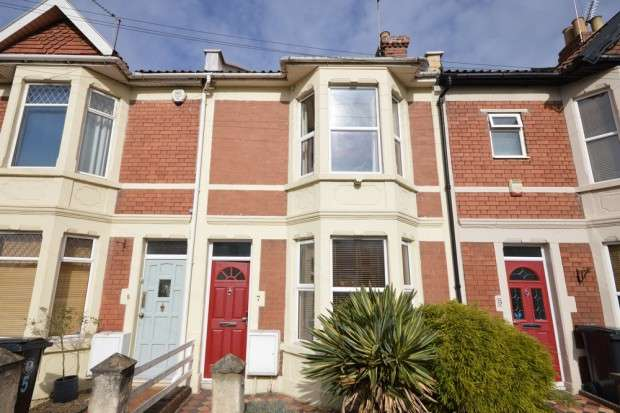 2 Bedrooms Terraced House for sale in Upper Sandhurst Road, Brislington, BS4