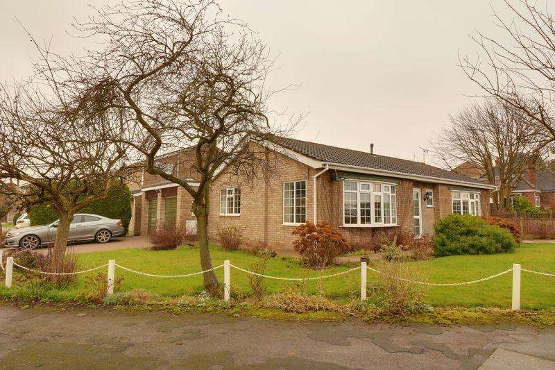 3 Bedrooms Detached Bungalow for sale in Ridgewood Drive, Burton upon Stather