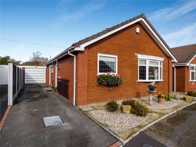 2 Bedrooms Detached Bungalow for sale in Helmsdale Road, South Shore, Blackpool