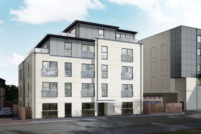 2 Bedrooms Flat for sale in Lower Chantry Lane, Canterbury, CT1