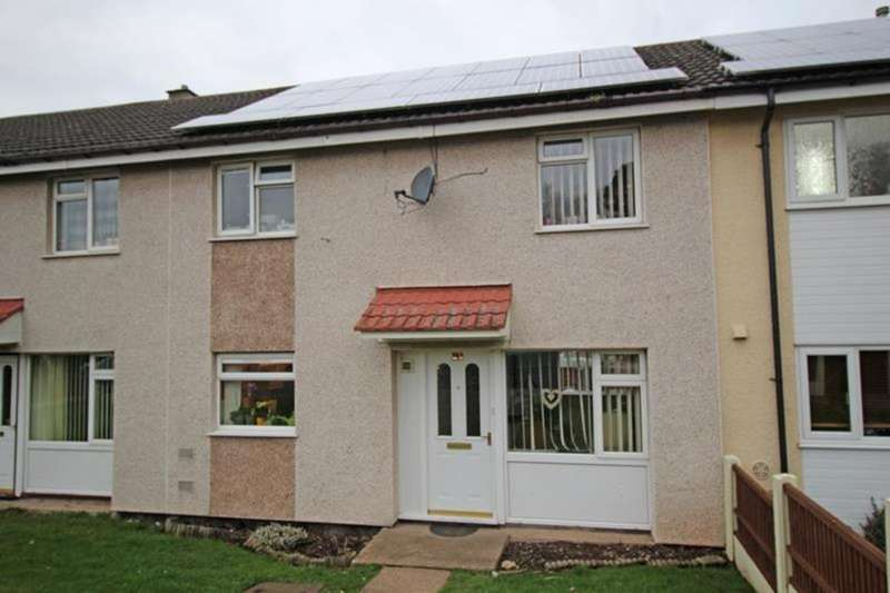 3 Bedrooms Town House for sale in 4 Rydal Drive, Worksop