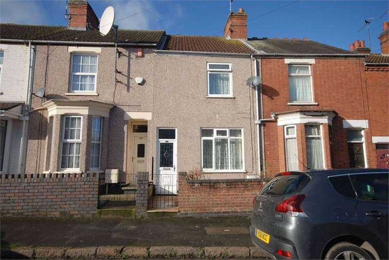 3 Bedrooms Terraced House for sale in Grosvenor Road, RUGBY, Warwickshire