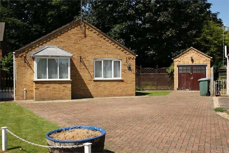 3 Bedrooms Detached Bungalow for sale in Monks Road, Swineshead, Boston, Lincolnshire