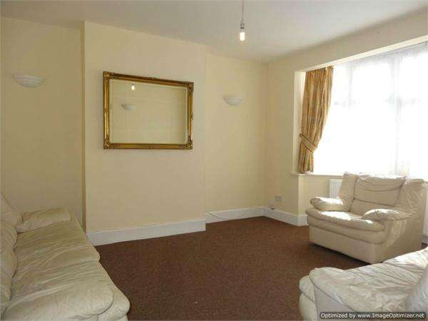 4 Bedrooms Semi Detached House for sale in St Andrews Avenue, Wembley, Greater London
