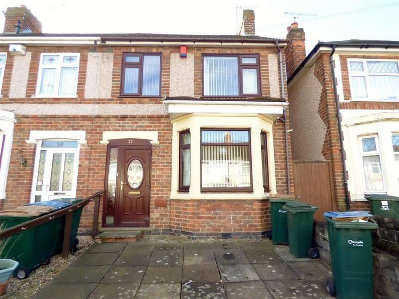 3 Bedrooms End Of Terrace House for sale in Hartland Avenue, Wyken, Coventry