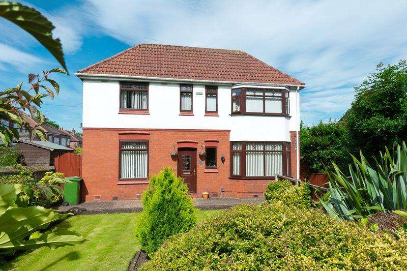 3 Bedrooms Detached House for sale in Main Street, Halton Village, Runcorn