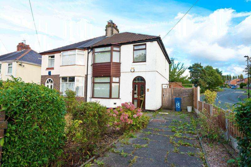 3 Bedrooms Semi Detached House for sale in Warrington Road, Runcorn