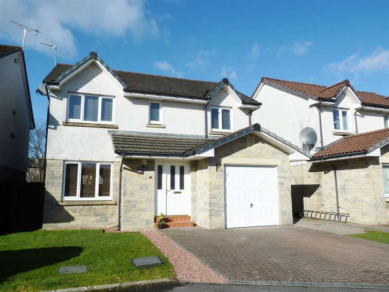 4 Bedrooms Detached House for sale in Bracken Lane, Stirling