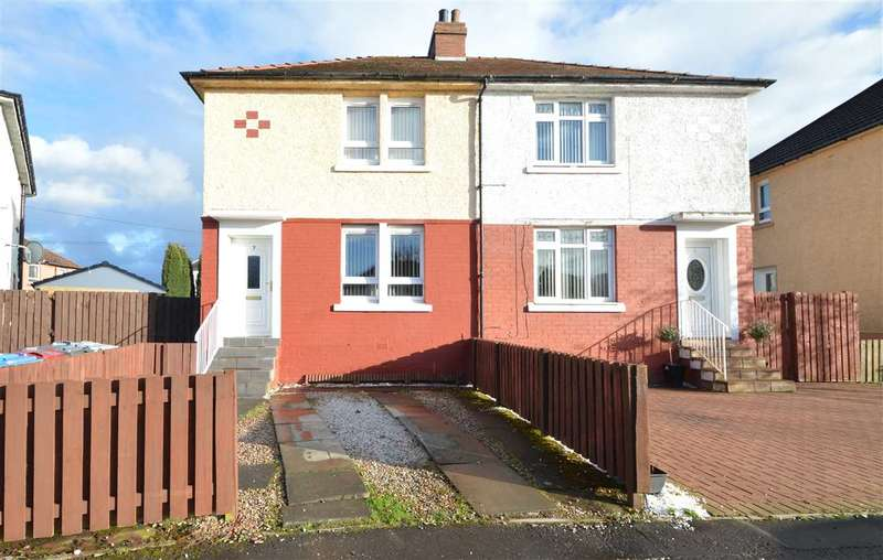 3 Bedrooms Semi Detached House for sale in Ashworth Terrace, Hamilton