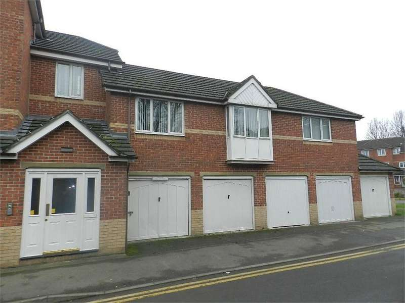2 Bedrooms Flat for sale in Hanwell Close, Ecclesfield, SHEFFIELD, South Yorkshire