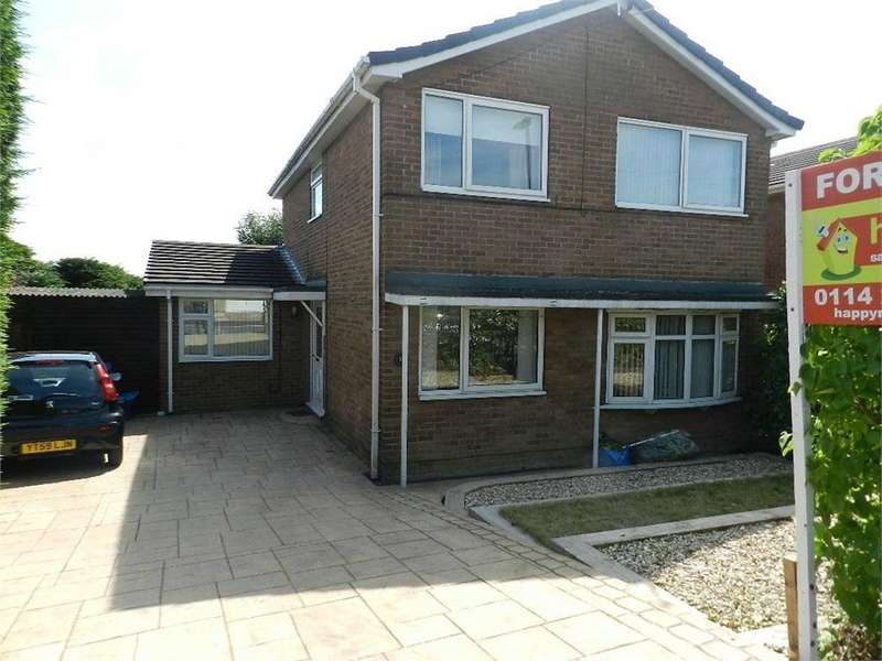 4 Bedrooms Detached House for sale in Livingstone Road, Burncross, SHEFFIELD, South Yorkshire