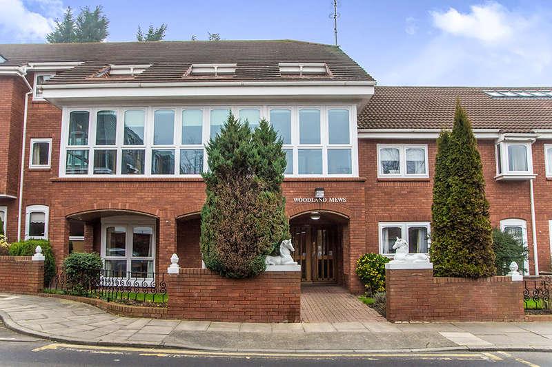 2 Bedrooms Flat for sale in Reid Park Road, Newcastle Upon Tyne, NE2
