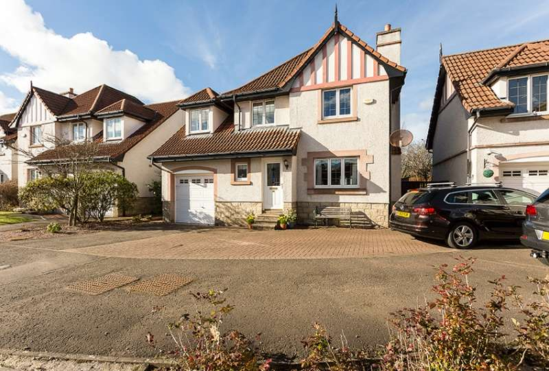 4 Bedrooms Detached House for sale in Wyvis Avenue, Broughty Ferry, Dundee, Angus, DD5 3ST