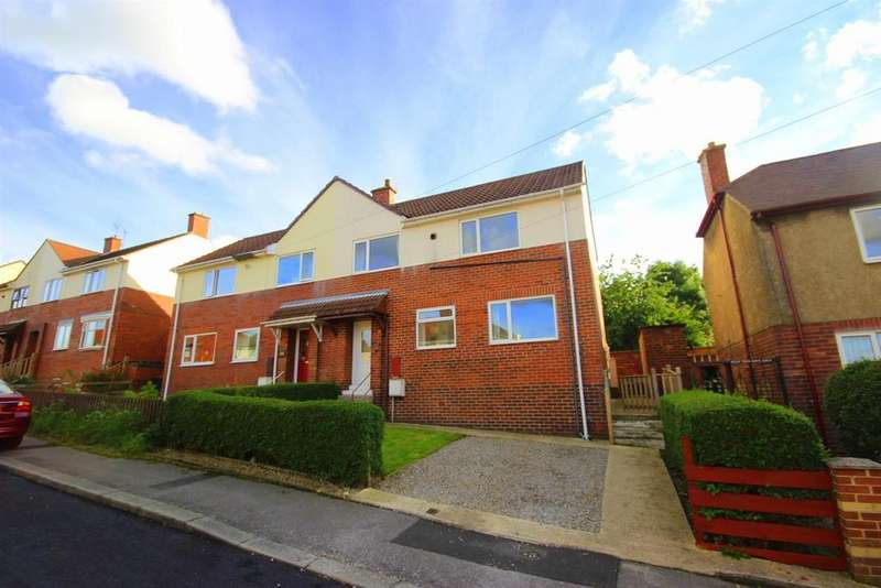3 Bedrooms Semi Detached House for sale in Esh Hillside, Langley Park, Durham