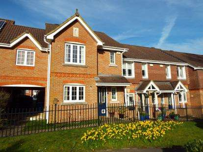 3 Bedrooms Terraced House for sale in Branksome, Poole, Dorset