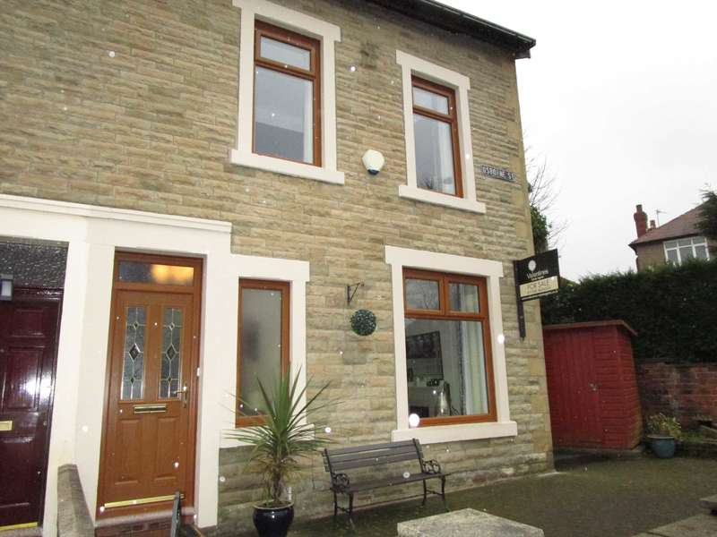 3 Bedrooms Terraced House for sale in Osborne St, Shaw