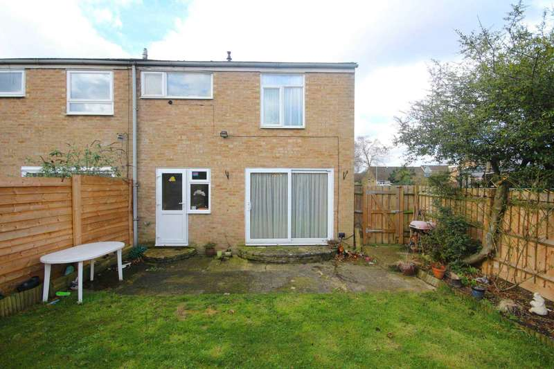 2 Bedrooms End Of Terrace House for sale in Underwood, Bracknell