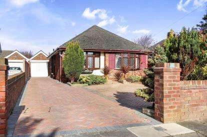 3 Bedrooms Bungalow for sale in Whitby Road, Lytham St. Annes, Lancashire, England, FY8