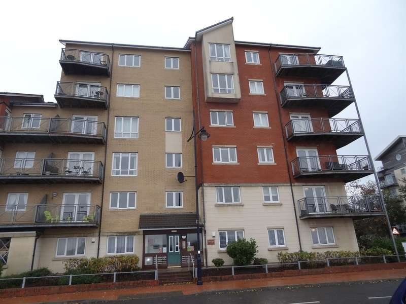 1 Bedroom Apartment Flat for sale in Glan Y Mor, Barry